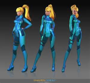 zero suit samus breast expansion picture 3