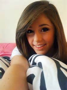 brown hair girls picture 13