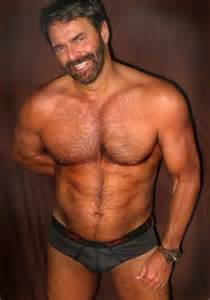 hairy muscle daddy picture 6