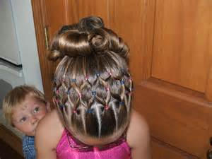 competion hair designs picture 2