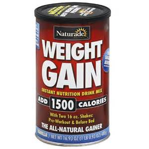 of naturade weight gain instant picture 1