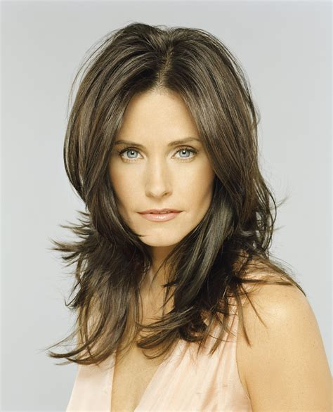 courtney cox hair picture 11