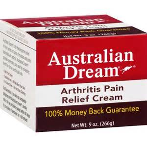 australian dream arthritis cream reviews picture 3