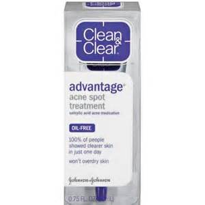 clean & clear advantage acne spot treatment picture 2