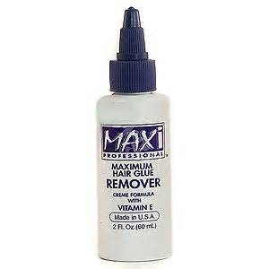 ingredients of hair glue remover picture 1