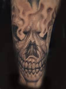 tattoos with smoke and skulls picture 10