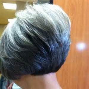 best hairstyles for grey hair picture 3