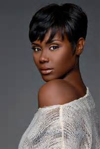 short hair cuts for afro american women picture 11