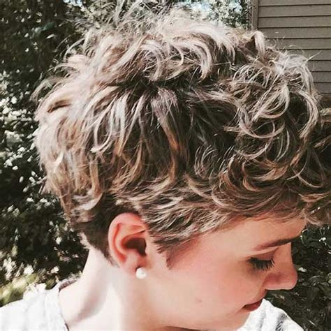 curly short hair styles picture 13