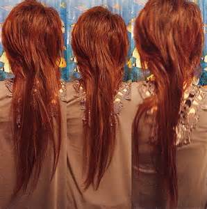 pictures of mullet haircuts for women picture 5