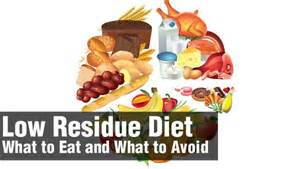appropriate foods low residue diet picture 11