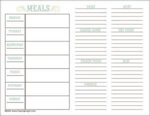 7 day diabetic weekly menu picture 7