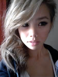 asians blonde hair picture 11
