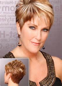 short hair cuts women picture 2