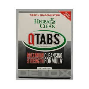 b.n.g. herbal clean detox q tabs maximum strength picture 3
