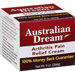 australian dream arthritis cream reviews picture 5