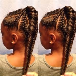 African ponytail hair styles picture 1