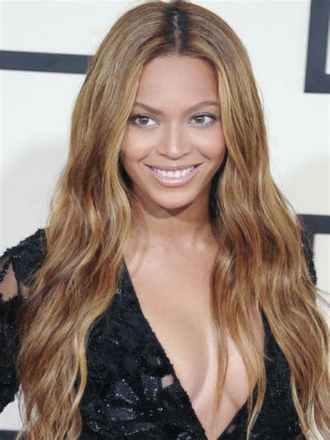 beyonce's hair color picture 3