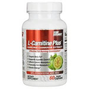 l-carnitine and garcinia cambogia extract picture 1