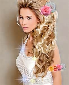 bridal hair styles for short picture 11