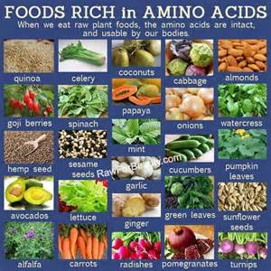foods with amino acid used to muscle workout picture 5