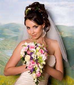 bridal hair styles for short picture 6