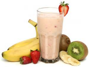 diet strawberry smoothie picture 2
