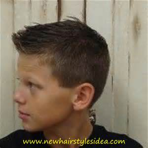 11 year old boy hair cuts picture 13