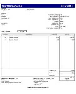 free online business invoice picture 10