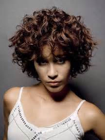 curly short hair styles picture 3