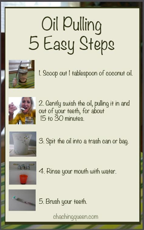 oil pulling weight loss picture 2