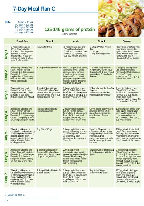 fitness plans for weight loss picture 2