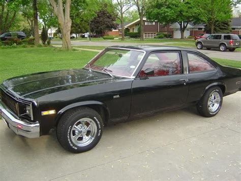 1979 chevy nova muscle car picture 2