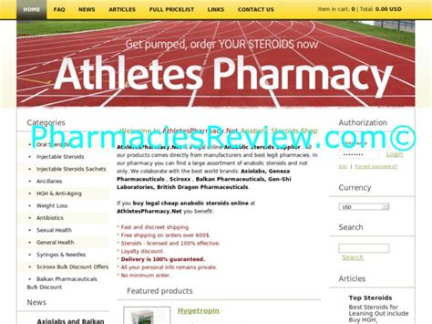 athletes pharmacy scam picture 1