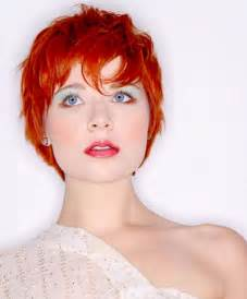 red hair cut picture 19