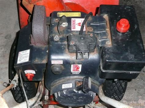 ariens snowblower old hm80 picture 3