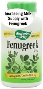 fenugreek breastfeeding picture 3