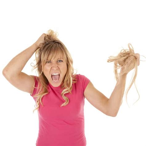 causes of hair pulling picture 1