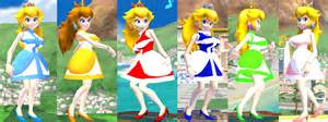 princess peach breast enhancement picture 2