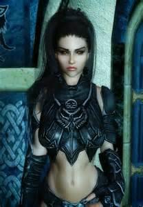 oblivion the female vampire companian mods. pc picture 2