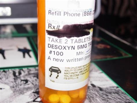desoxyn recreational picture 2