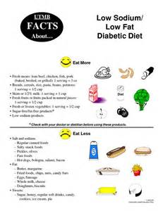 low sodium diabetic diet picture 1