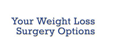 weight loss options picture 3