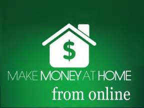 make money working from home on the internet picture 1