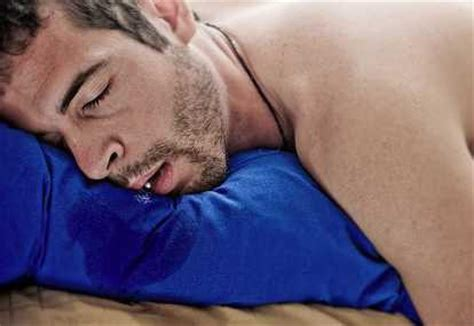 drooling while asleep picture 3