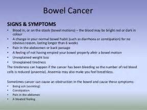 signs colon cancer picture 1