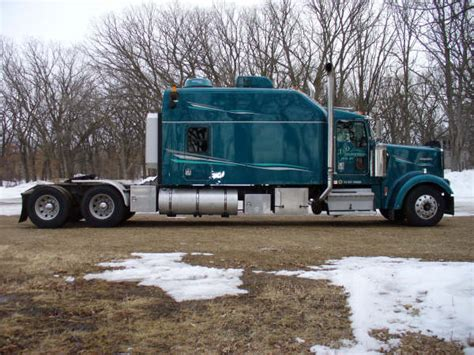 large sleeper trucks picture 3