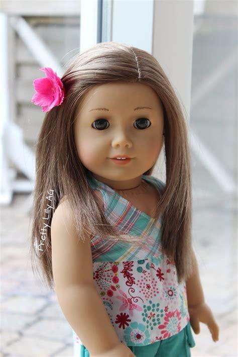 american girl brown hair blue eyes picture 10