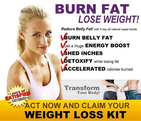 fat burning pill tv commercials picture 11