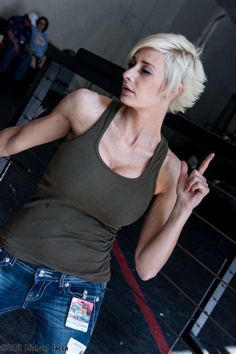actiongirl marie-claude bourbonnais picture 5
